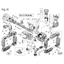 Bertolini Poly 2180 pump spare parts