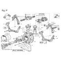 Bertolini Poly 2240 pump spare parts