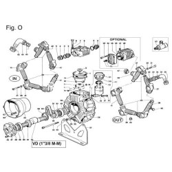 Bertolini Poly 2210 pump spare parts