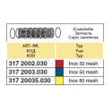 Вклад фільтра всмоктуючого 108x286, 80-mesh (сітка) ARAG