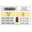 Wkład filtra ciśnieniowego 52x150, 50-mesh ARAG