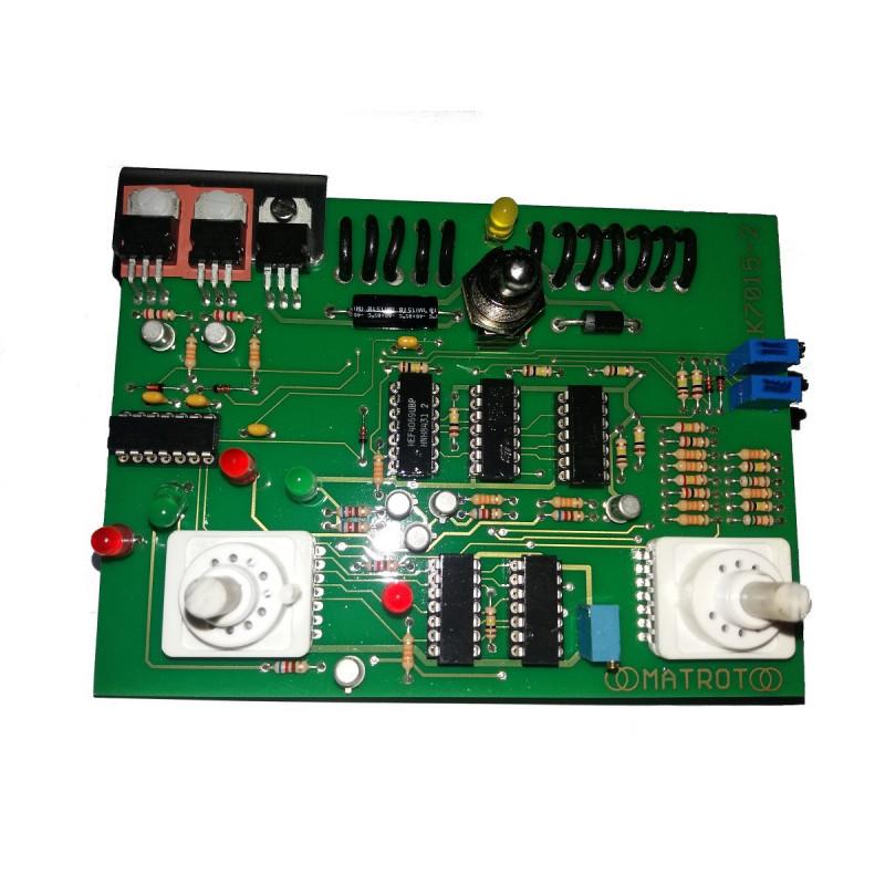 Płytka sterująca skrętem kół Matrot 007015100