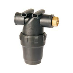 Фільтр секційний  80-100 л/мін 1/2″зовнішня різьба, латунь, 30 бар, ARAG/ АРАГ