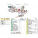 Комп'ютер Bravo/ Браво  300S RCU - варіант виконання для польових обприскувачів ARAG/ Араг