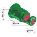 Ударна ежекторна розпилювальна насадка з широким діапазоном розпилення MVI ALBUZ/ АЛЬБУЗ