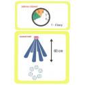 6-струйная разливная насадка для РСМ/RSM ESI ALBUZ/ АЛЬБУЗ