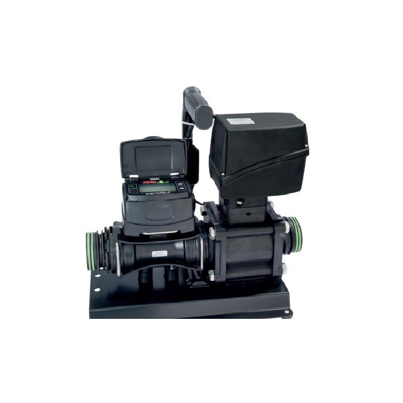 System automatycznego napełniania zbiornika, DIGIWOLF, ARAG