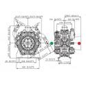 Poly 2300 VD Bertolini pump