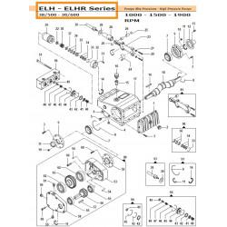Gear Box Kit   50050254 Comet
