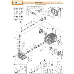 Complete Valve Kit TW 50250078 Comet