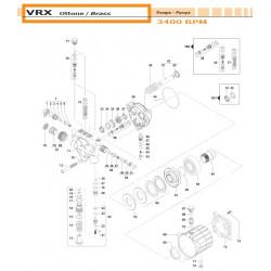 Check Valve Kit   50260262 Comet