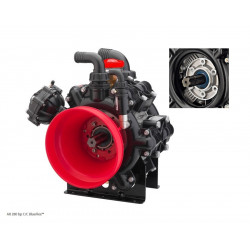 AR 280 Annovi Reverberi BLUEFLEX piston diaphragm pump