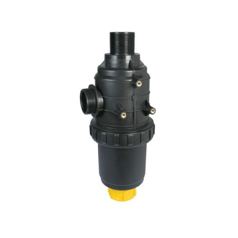 ARAG suction filter 200-260 l/min 2″ with valve