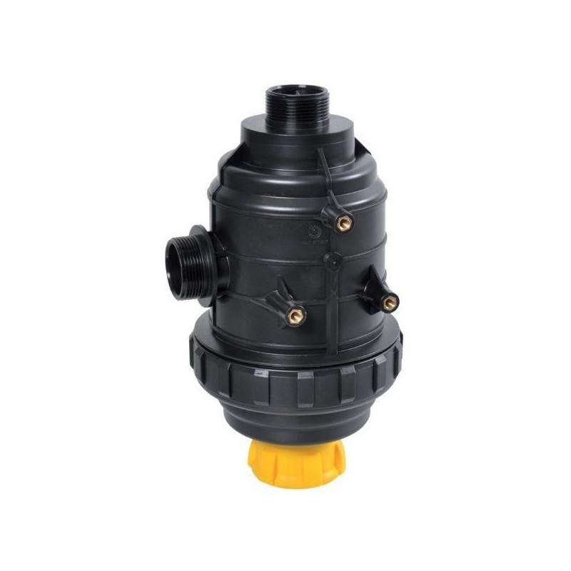 Засасывающий фильтр  160-220 л/мин 1 1/2″ с клапаном, ARAG/ АРАГ