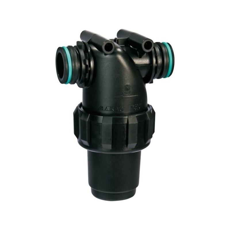 Section pressure filter 150-160 l/min T4, ARAG