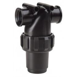 Секционный/ линейный напорный фильтр 150-160л/мин 1″внешняя резьба, ARAG/ АРАГ