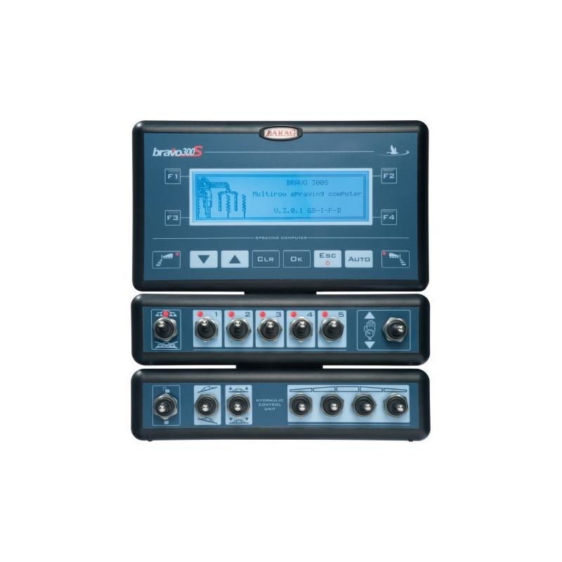 Bravo 300S RCU computer - direct connection multi-row sprayer version ARAG