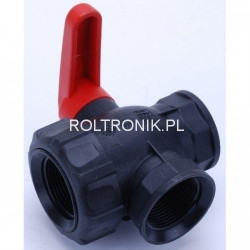 3-way ball valve 1 1/4″, ARAG