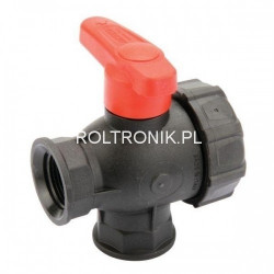 3-way ball valve 3/4″, ARAG