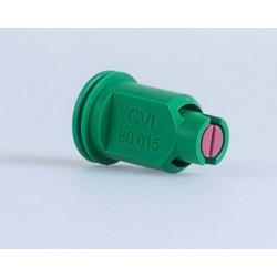 Compact Air induction flat spray nozzle CVI 80° ALBUZ