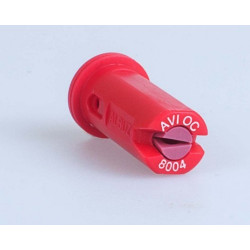 Rozpylacz asymetryczny eżektorowy krańcowy AVI OC ALBUZ