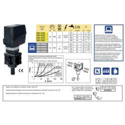 2Elektryczny zawór regulacyjny proporcjonalny (żółty) 150l/min