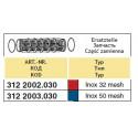 Suction filter insert 69x147, 50-mesh ARAG