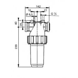 Filtr ciśnieniowy 200-280...
