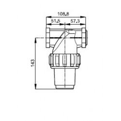 Filtr ciśnieniowy 150-160...