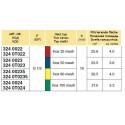 Section filter 55 l/min 1/2″F, ARAG