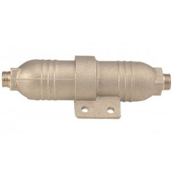 "High-pressure brass ""torpedo"" filter, ARAG"