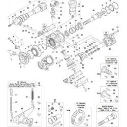 Części do pompy Comet APS 96
