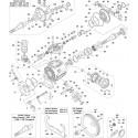 Części do pompy Comet APS 101-121