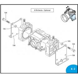 Kolektor AR70BP 550150...