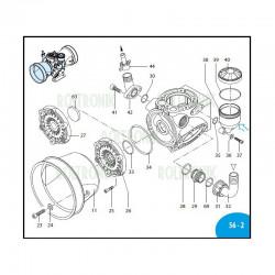 O-ring 25x2 AR303/403...