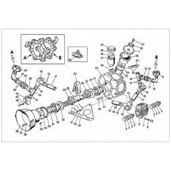 Kolektor pompy M45x2 F 256...