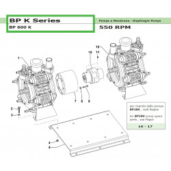 SpecialScrew M8x16 BP 600 K...