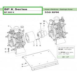 ElasticCouplingkit  BP 600...