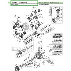 Diaphgram Desmopan ® BPS 300 18000181 Comet