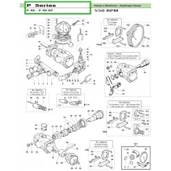 Pump Manifold  P 48 - P48...