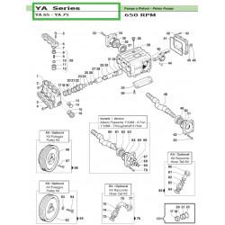 Pump Valvechamber  YA 65 -...