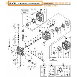 Check Valve Kit   24090091 Comet