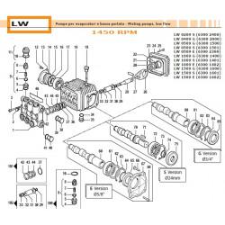 Washer 16,7x22x1,5...