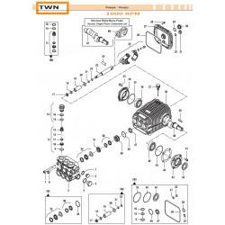 Key 8x7x35 TWN 16020055 Comet