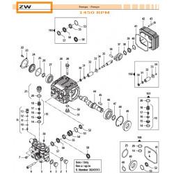 Pump Crankcase  ZW 04030141...