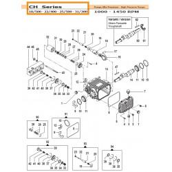 Piston Guides  CH 24090168...