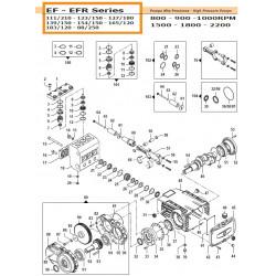 Oil Seal Kit   50190292 Comet