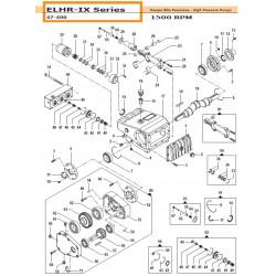 Gearbox Crankcase   04030309 Comet