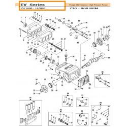 Valve Kit  EV 50250045 Comet