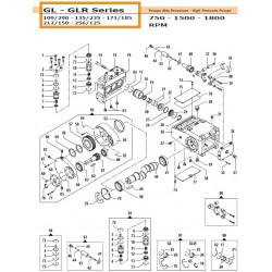 Crankcase Cover   04020451 Comet